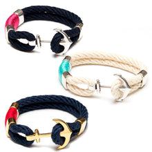 Waverly Anchor Bracelet