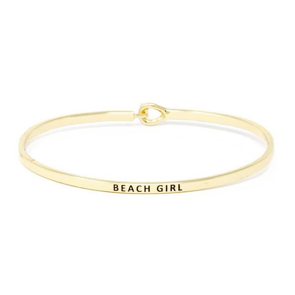 Whimsy - Beach Girl Cuff