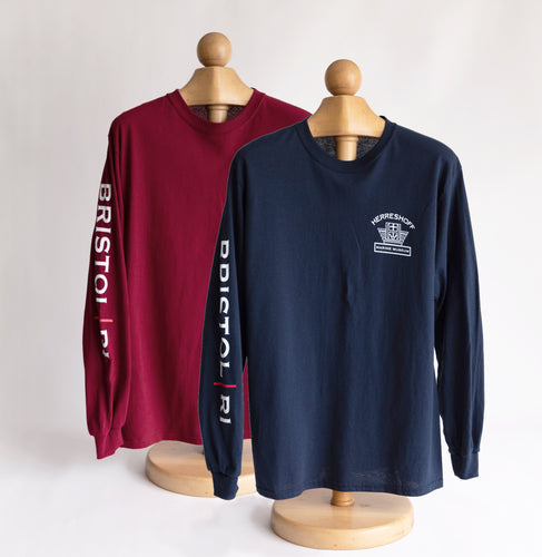 Builders Plate Long Sleeve