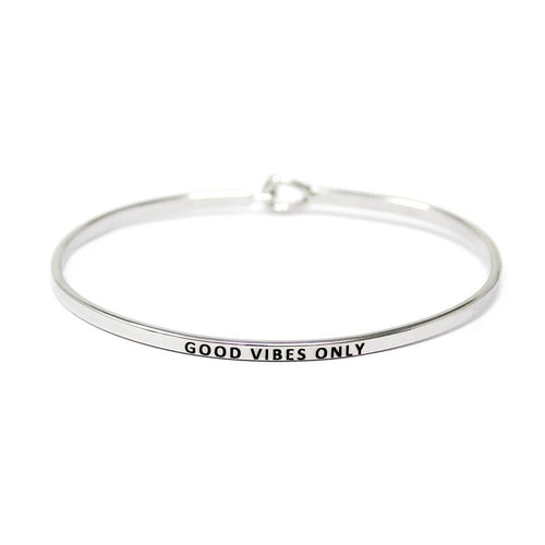 Whimsy - Good Vibes Only Cuff