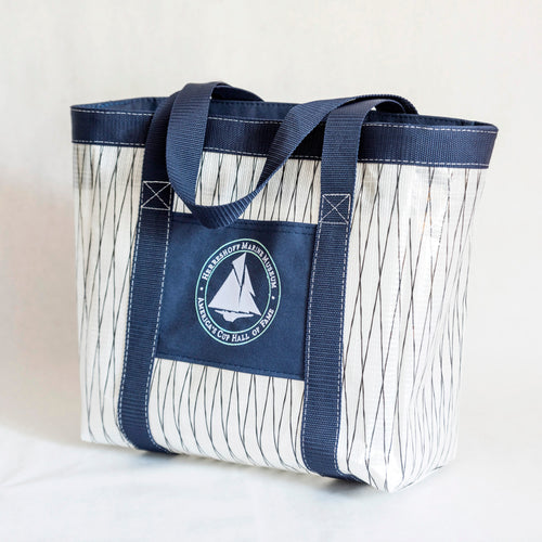Herreshoff Zip Top SailBag Tote