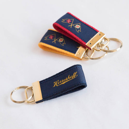 Small Ribbon KeyChain