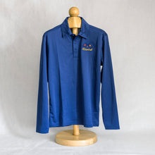 Long Sleeve Performance Touch Polo