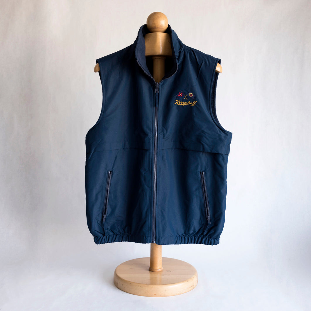 Men's Reversible Charger Vest