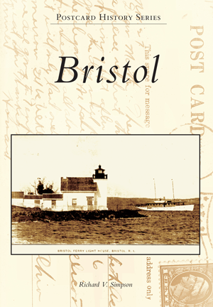 Postcard History Series: Bristol By Richard V. Simpson