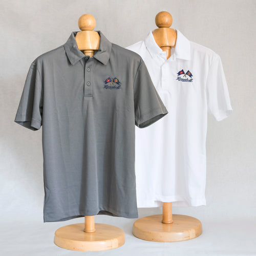 Short Sleeve Performance Touch Polo