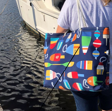 Rope Tote - Buoys