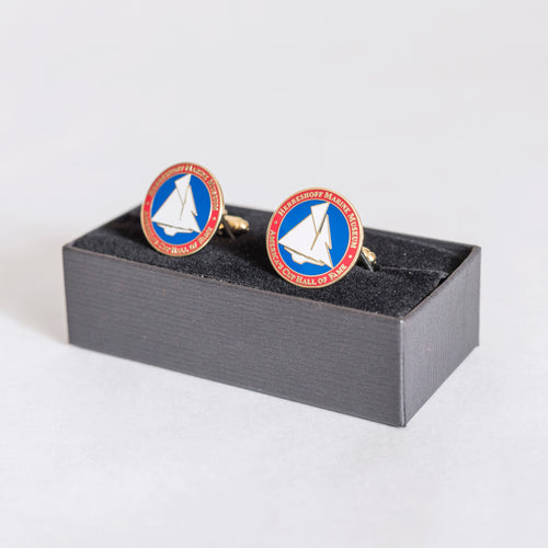 Herreshoff of cuff links