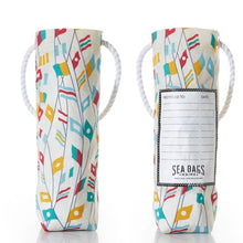Signal Flag Wine Bag