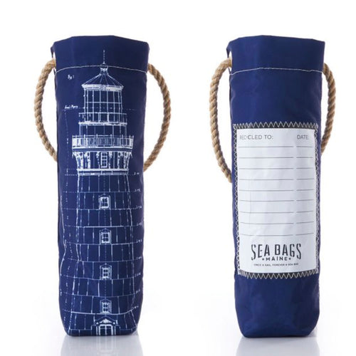 Lighthouse Wine bag