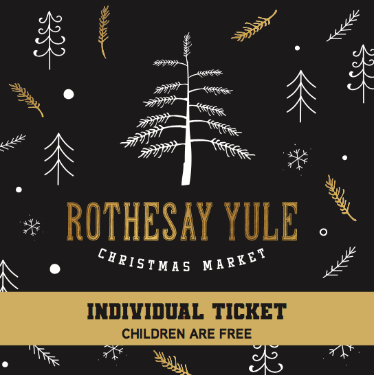 The Rothesay Yule Individual Ticket