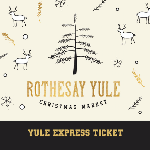 The Rothesay Yule Express | Family Ticket