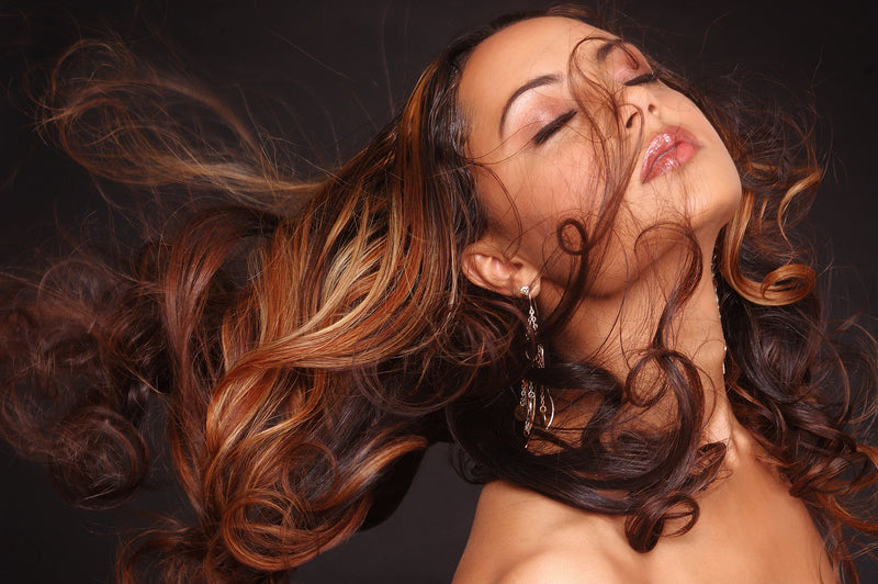5 Tips for Naturally Beautiful Hair