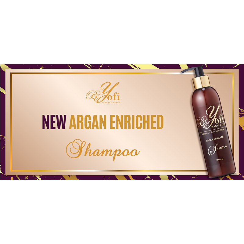BEYofi Pure Argan Oil Shampoo 250ML