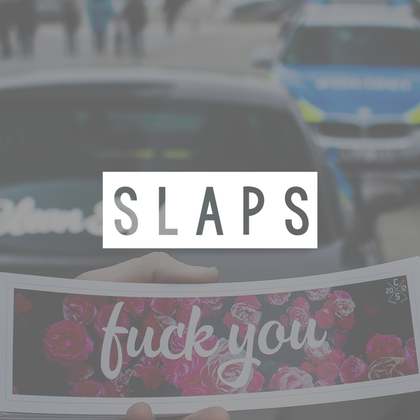 Slap Sticker