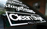 Clean Style Setzusoku Box Sticker