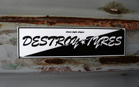 Destroy Tyres Slap