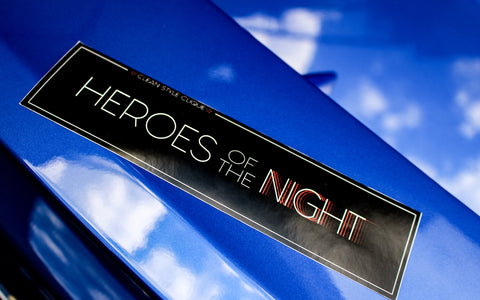 Heroes Of The Night Slap