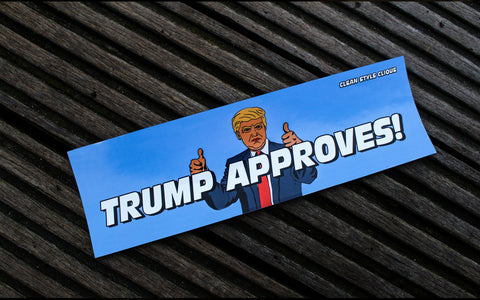 Trump Approves Slap
