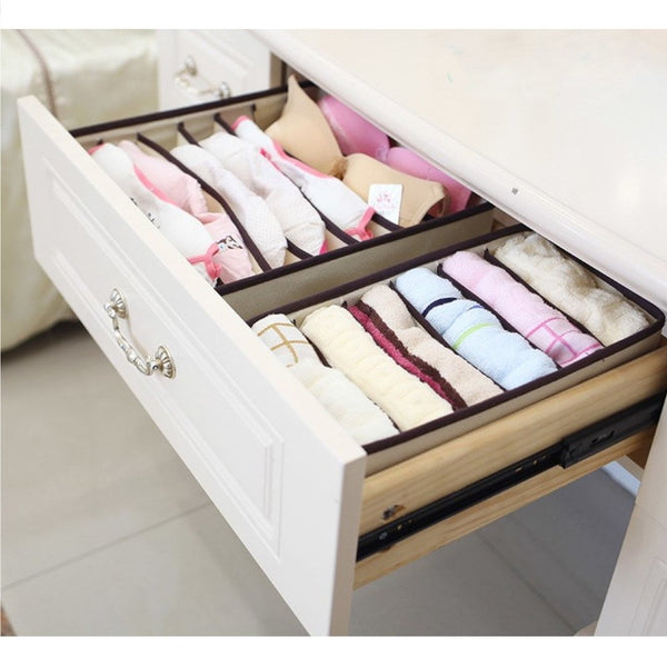 Underwear/Ties Organizer 4 Pieces/Set