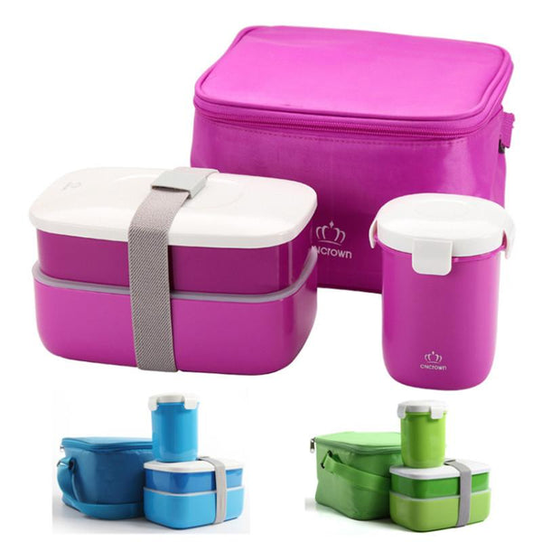 All-In-One Lunch Box Set