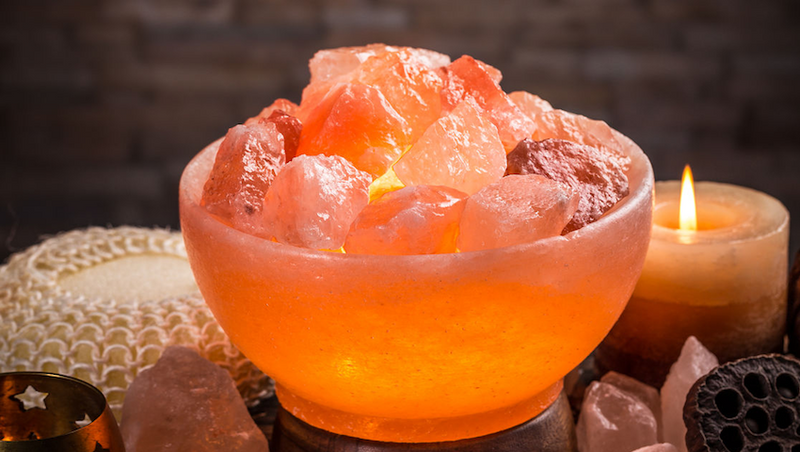 The Benefits of Salt Lamps For Your Home