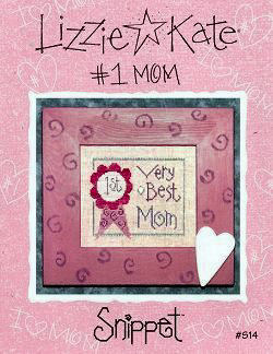 #1 Mom - Lizzie Kate