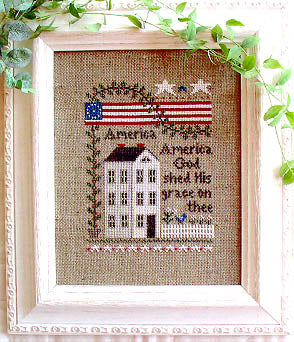 America - Little House Needleworks