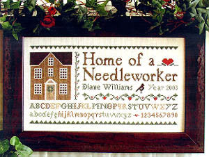 Home of the Needleworker - Little House Needleworks