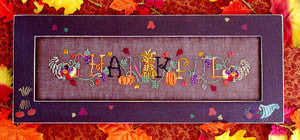 Simply Thankful - Waxing Moon Designs