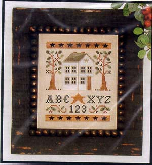 ABC123 - Little House Needleworks