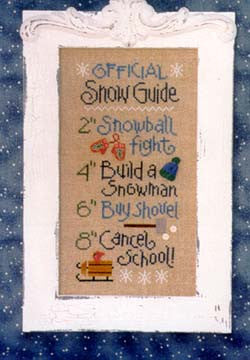 Official Snow Guide - Lizzie Kate