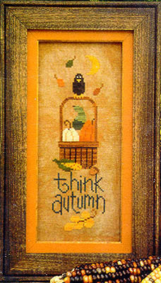 Think Autumn - Lizzie Kate