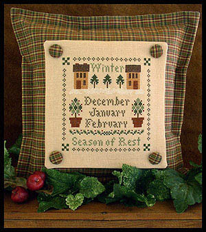 Season of Rest - Little House Needleworks