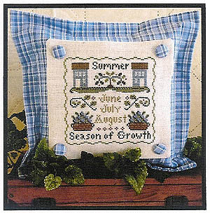 Season of Growth - Little House Needleworks