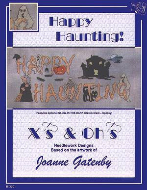 Happy Haunting - Xs and Ohs