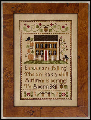 Acorn Hill - Little House Needleworks