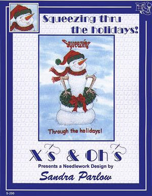 Squeezing Thru the Holidays - Xs and Ohs