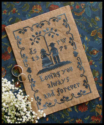 Always & Forever - Little House Needleworks