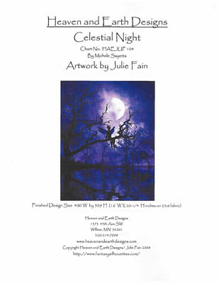 Celestial Night - Heaven and Earth Designs