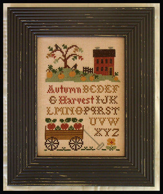 Autumn Harvest - Little House Needleworks
