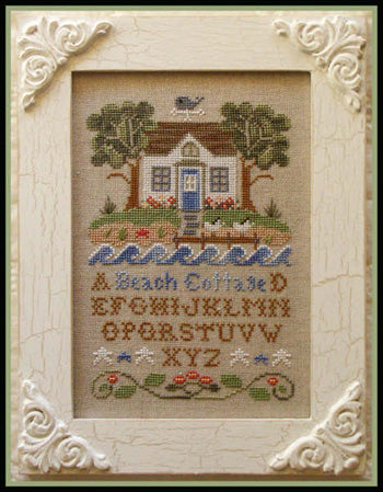 Beach Cottage - Country Cottage Needleworks