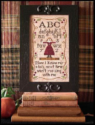 Alphabet Rhyme - Little House Needleworks