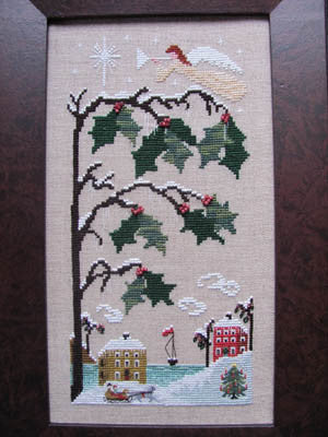 Christmas Cove - By The Bay Needleart