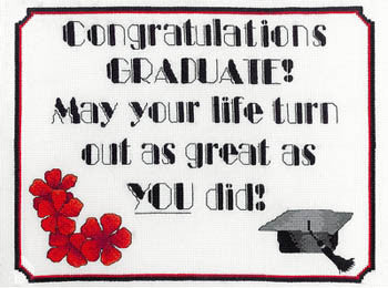 Great Life Grad - Xs and Ohs