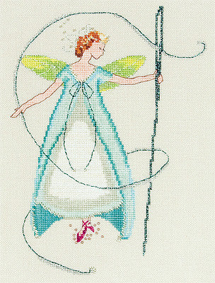 Stitching Fairies-Needle Fairy - Nora Corbett
