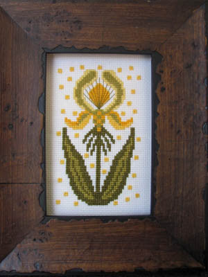 Funky Flowers-Caroline - By The Bay Needleart