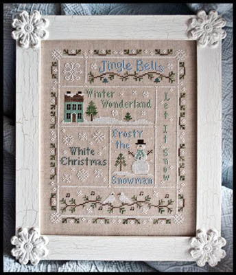 Snowflake Seranade - Country Cottage Needleworks