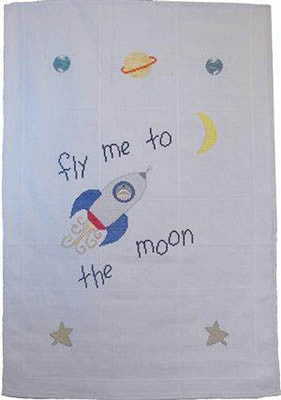 Fly Me to the Moon - Xs and Ohs