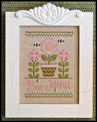 Bee Joyful - Country Cottage Needleworks